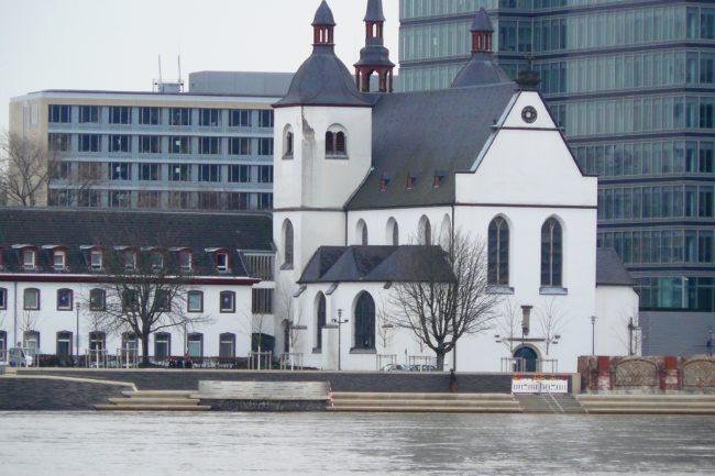 Hochwasser 2018 in Köln