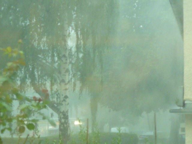 Unwetter in Köln 19.07.2017