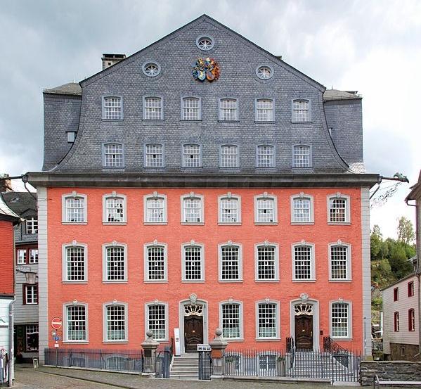 Monschau Rotes Haus