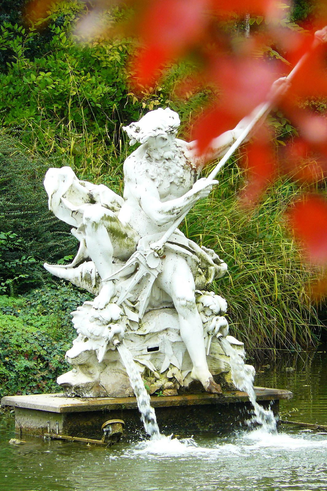 Neptun Flora Botanischer Garten Köln