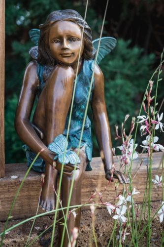 Elfenskulptur