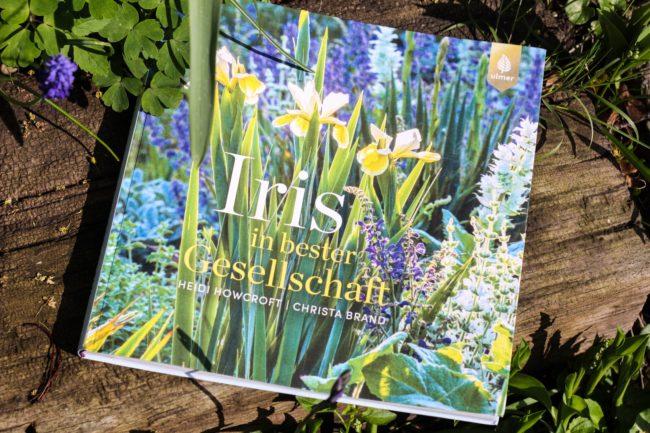 Iris in bester Gesellschaft Heidi Howcroft, Christa Brand