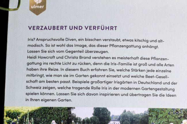 Iris in bester Gesellschaft, Heidi Howcroft, Christa Brand