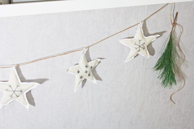 Adventsdeko 2019.2 Weihnachtsgirlande