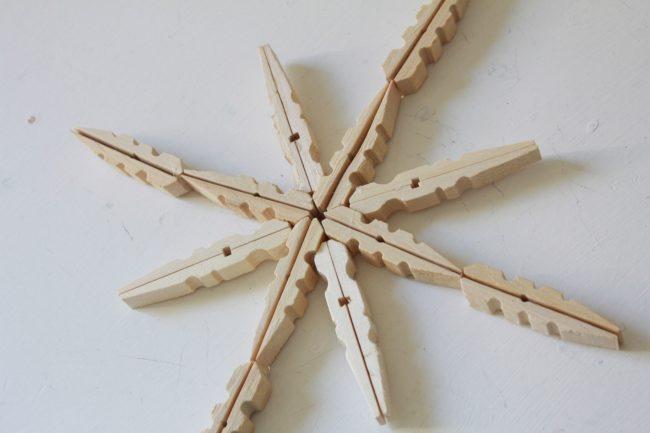 Boho Weihnachtsbaumschmuck DIY