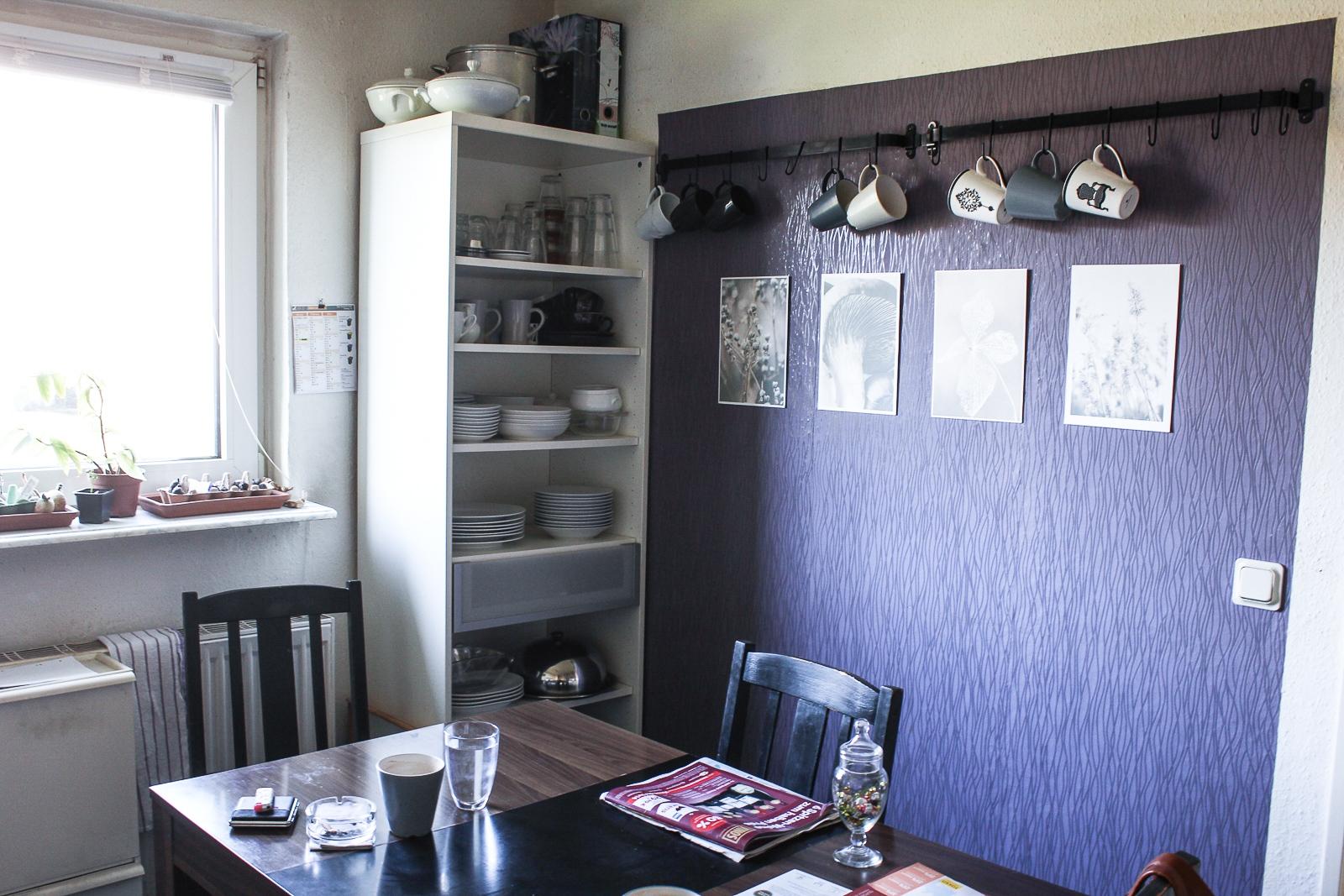 küchenrenovierung 2020  teil 2  tisch stühle und nicht
